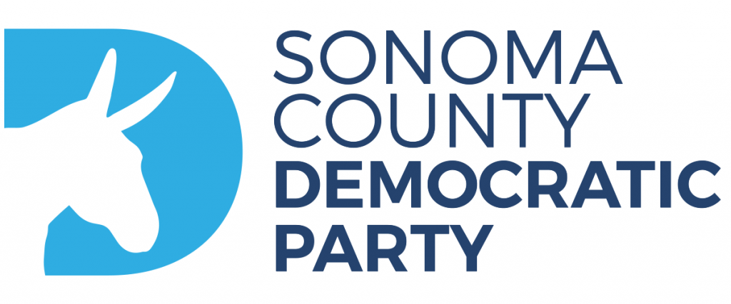Sonoma County Democratic Party Logo
