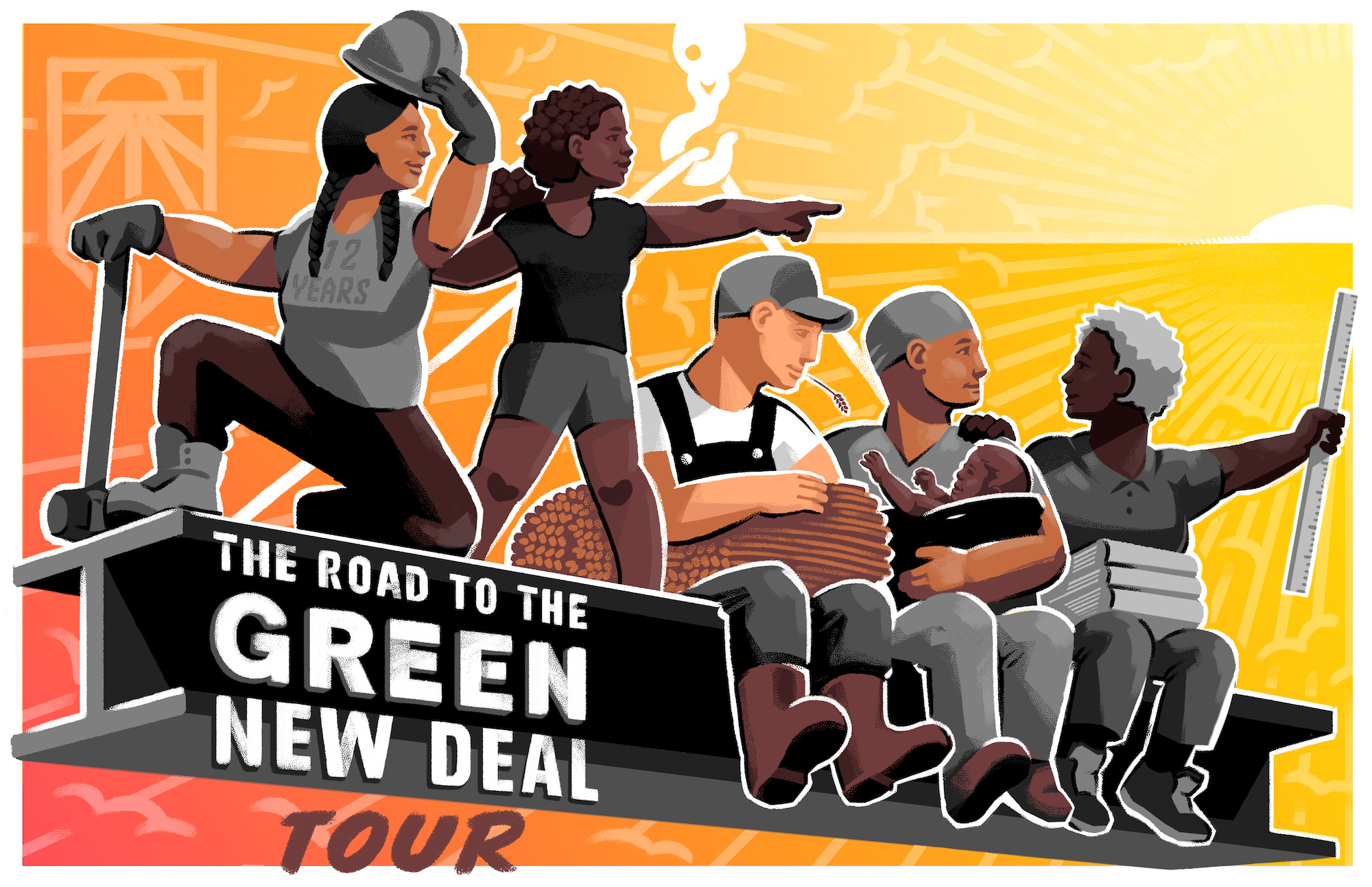 Windsor event: Road to the Green New Deal