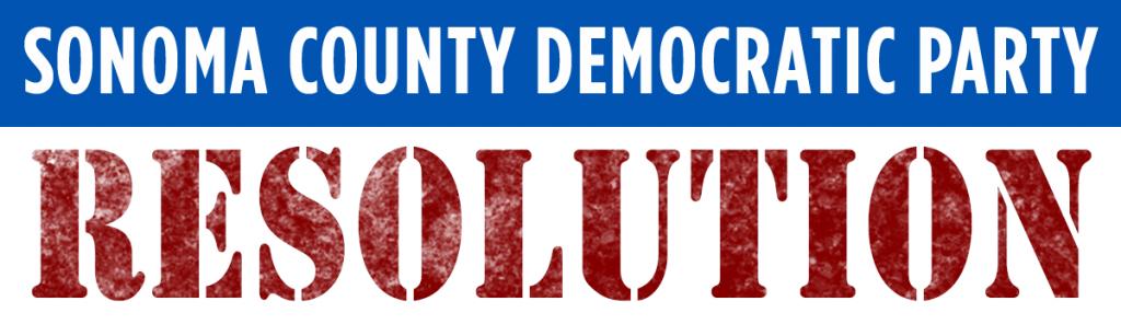 SCDP Resolution